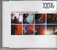 (CL898) Sam Roberts, Don't Walk Away Eileen - 2004 DJ CD