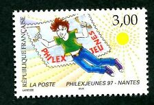 STAMP / TIMBRE FRANCE NEUF N° 3059 ** PHLEXJEUNES 97 PHILATELIE A NANTES