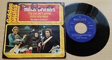 "WALKER BROTHERS - THE SUN AIN'T GONNA SHINE ANY MORE -45 GIRI 7""-BELGIUM PRESS"