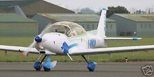 APM-30 Lion Issoire Airplane Desktop Wood Model Big New