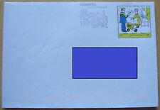 Bund Ganzsache 143 Post Zusteller (Briefzentrum 96 Bamberg UNESCO-Welterbe)
