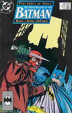 Batman # 435 (many deaths of Batman part 3) (USA, 1989)
