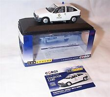 Vauxhall Astra MK2 Merit Central Scotland Police Mib Ltd ed