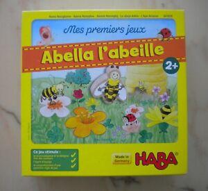 Jeu HABA 301839,  Abella l'Abeille,