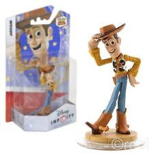 NUOVO Disney Infinity TOY STORY WOODY FIGURE PS3 / PS4 / XBOX ONE / 360 / WiiU UFFICIALE