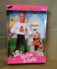 BARBIE & KELLY HAPPY HALLOWEEN GIFT SET *1996 SPECIAL  EDITION #17238 MIB NRFB