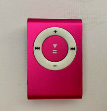 Apple iPod shuffle 2nd Generation Pink (2 GB)