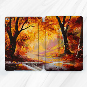 Nature Autumn Forest Aesthetic Case For iPad Pro 9.7 10.5 11 12.9 Air Mini 6 5 3