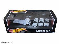 2020 Hot Wheels Premium Diorama Garage Box Set Nissan Skyline GT-R R32 R33 R34