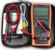 New Vici VC99 3 6/7 Auto range digital multimeter with bag and Lead USA Ship