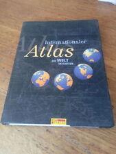 Livres de cartes et atlas allemand