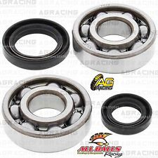 All Balls Crank Shaft Mains Bearings & Seals Kit For Honda CR 125R 1988 MotoX