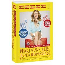 Praktyczny kurs jezyka hiszpanskiego + cd, Beata Pawlikowska, polish book