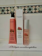 Crabtree & Evelyn Pomegranate Argan & Grapeseed Anti Ageing Therapy / Primer Set