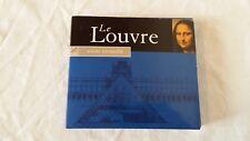 Coffret de 3 CD Rom Le Louvre visite virtuelle