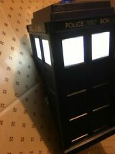 Doctor Who 3d Coming out of The Wall Tardis 9 Inch Model Wall Light