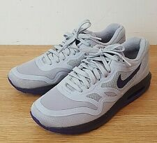 Ladies Nike Air Trainers Lilac Purple UK size 6 VGC