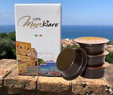 100 cialde capsule caffè compatibili LAVAZZA A MODO MIO. Miscela Posillipo