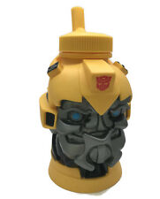 Transformers Bumble Bee Universal Studios Hollywood Souvenir Drink Cup Mug B7