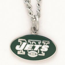 New York Jets Wincraft NFL Necklace With  Charm FREE SHIP