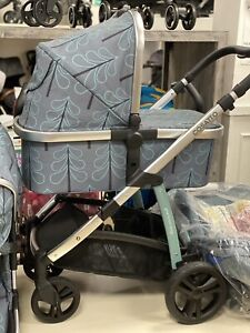 Cosatto Wow Travel System Fjord Ex Display