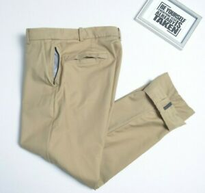 LULULEMON Men Trousers ABC Pants 32 Gym Jogger Workout Activewear Training Slim