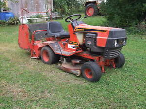 westwood ride on mower 36inch 16hp with grass/leaf collector