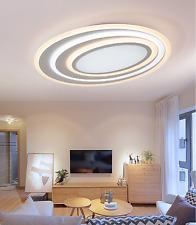 LED Deckenlampe Leuchte 95W Lichtfarbe/heilligkeit einstellbar Fernbedienung A++