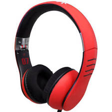 Vestax hmx-07 rouge Casque DJ Casque HMX 07 Dj-Casque fermé red