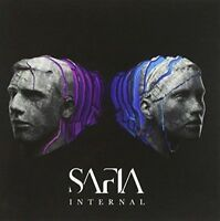 Safia - Internal [New & Sealed] CD
