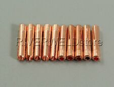 13N23 2.4mm TIG Collets Consumables Fit TIG Torch SR DB PTA WP 9 20 25,10PK