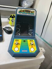 VINTAGE GALAXIAN COLECO TABLE TOP MINI ARCADE GAME BY MIDWAY, WORKS GREAT