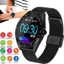 Smart Watch Bluetooth Activity Tracker Heart Rate Monitor Call Text Reminder