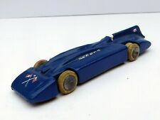 Malcolm Campbell's 1935 Rolls-Royce Blue Bird Land Speed Record Car by Britains
