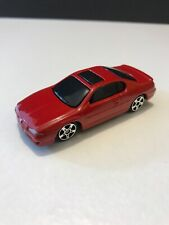 Maisto 2000 Chevrolet Chevy Monte Carlo SS Dark Red 1 64 Coupe