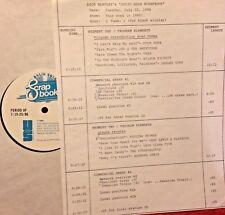 RADIO SHOW: THIS WK 65 7/22/86 THEM, IAN WHITCOMB, TOM JONES, MARIANNE FAITHFUL