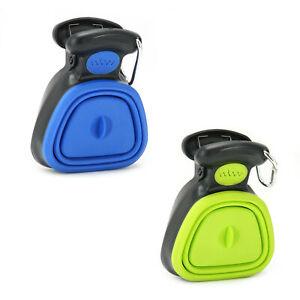 Foldable Dog Pooper Scooper Travel Walking Dog Poop Scoop Bag Dispenser Supplies