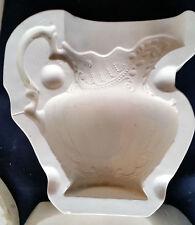 "Great Plains 341 ""Large Pitcher"" 8 1/2 INCH ceramic mold VINTAGE (part of a set)"