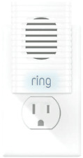 Ring Chime Electric Bell - White
