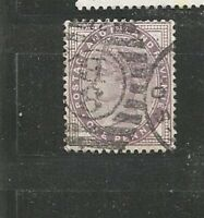 Queen Victoria One Penny  Great Britain Briefmarken Sellos Stamps Briefmarken