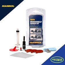 MANNOL - Windshield Repair Kit - Helps to prevent cracks from spreading - 9804