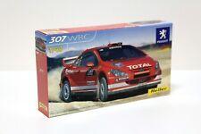 1:43 Heller Peugeot 307 WRC 2004 *KIT/ BAUSATZ*