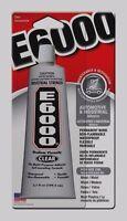 E6000 Automotive Industrial Multi Purpose Adhesive Sealant Permanent Bond 3.7 oz