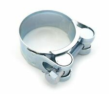 ✰ Steel T-Bolt Motorcycle Exhaust Clamp - 40mm - 43mm ✰