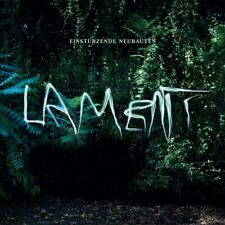 EINSTURZENDE NEUBAUTEN Lament Vinyl Record Album LP BMG 2014 New Sealed Rock