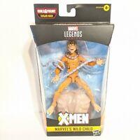 New Wild Child Age of Apocalypse Marvel Legends X-MEN Action Figure Chain Hasbro