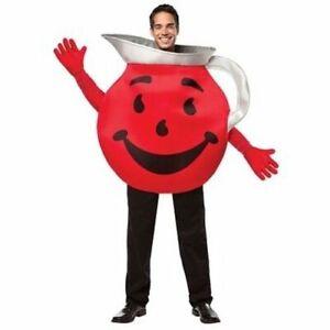 Funny Kool Aid Guy Costume