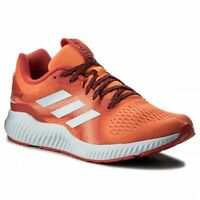 adidas Women's Aerobounce ST Running Shoes, Hi-red Orange/Real Coral Sz10.5
