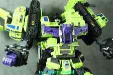 Maketoys Transformers Green Giant Type 61 Devastator MT Giant Type-61 UK
