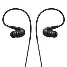 FiiO F9 Balanced In-Ear Monitor Headphones W. Hybrid Triple-Driver Design BLACK